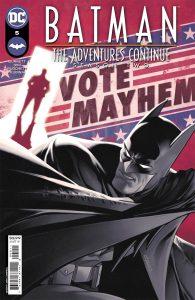 Batman: The Adventures Continue - Season II #5 (2021)