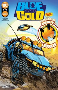 Blue & Gold #3 (2021)