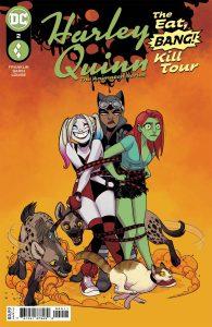 Harley Quinn: The Animated Series - The Eat Bang Kill Tour #2 (2021)