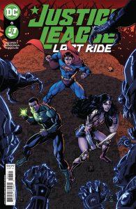 Justice League: Last Ride #6 (2021)