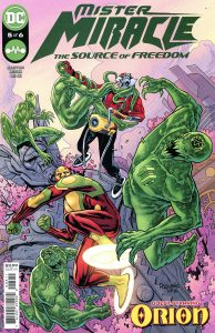 Mister Miracle: The Source of Freedom #5 (2021)