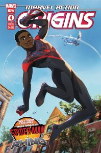 Marvel Action: Origins #4 (2021)