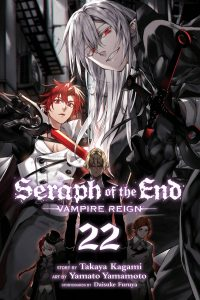 Seraph of the End: Vampire Reign #22 (2021)