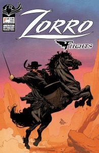 Zorro: Flights #1 (2021)