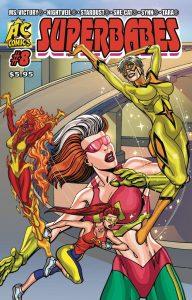 Superbabes: Starring Femforce #8 (2021)