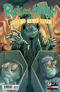 Rick And Morty: Rick's New Hat #3 (2021)