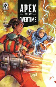 Apex Legends: Overtime #3 (2021)