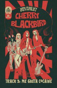 Cherry Blackbird #3 (2021)