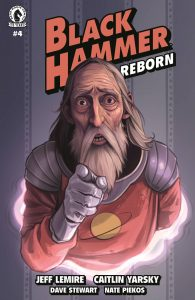 Black Hammer: Reborn #4 (2021)