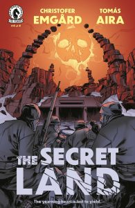 The Secret Land #4 (2021)