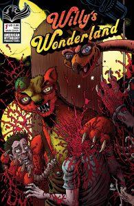 Willy's Wonderland Prequel #1 (2021)