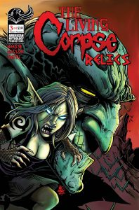 Living Corpse: Relics #3 (2021)
