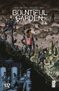 Bountiful Garden #2 (2021)