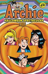 Archies Halloween Spectacular #1 (2021)