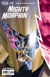 Mighty Morphin #12 (2021)