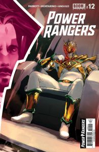 Power Rangers #12 (2021)