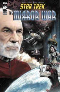 Star Trek: The Mirror War #1 (2021)
