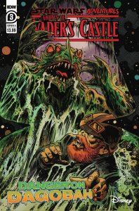 Star Wars Adventures: Ghosts Vaders Castle #3 (2021)