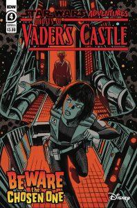 Star Wars Adventures: Ghosts Vaders Castle #4 (2021)