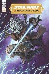 Star Wars: The High Republic Adventures #9 (2021)