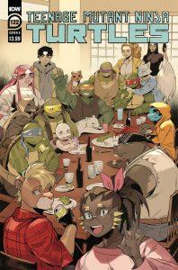 Teenage Mutant Ninja Turtles #122