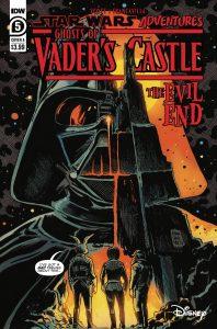 Star Wars Adventures: Ghosts Vaders Castle #5 (2021)
