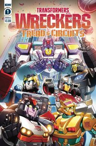 Transformers: Wreckers - Tread & Circuits #1 (2021)