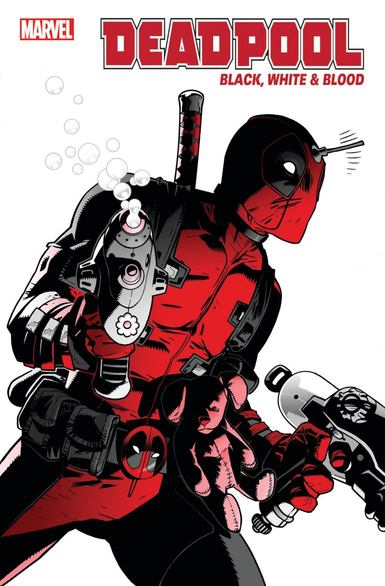 Deadpool: Black White and Blood #3 (2021)