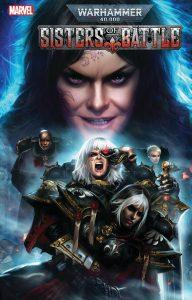 Warhammer 40,000: Sisters of Battle #3 (2021)