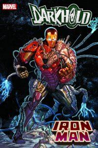 Darkhold: Iron Man #1 (2021)