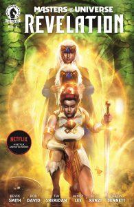 Masters Of The Universe: Revelation #4