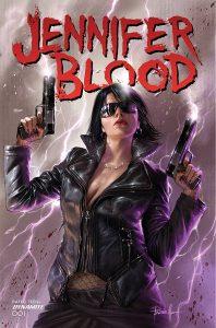 Jennifer Blood #1 (2021)