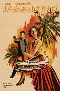 James Bond: Himeros #1 (2021)