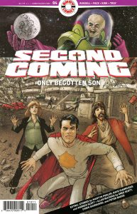 Second Coming: Only Begotten Son #4 (2021)