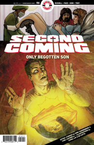 Second Coming: Only Begotten Son #6 (2021)