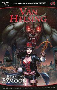 Van Helsing: Beast Of Exmoor #1 (2021)