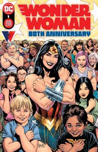 Wonder Woman 80th Anniversary 100-Page Super Spectacular #1 (2021)