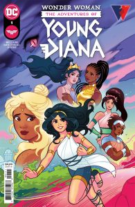 Wonder Woman: The Adventures Of Young Diana Special #1 (2021)